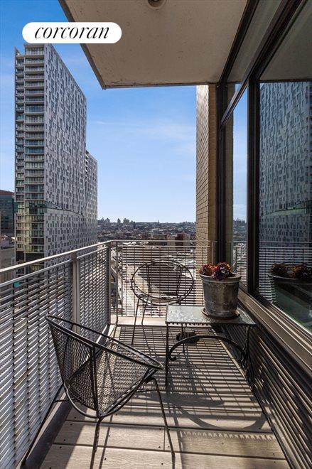 New York City Real Estate | View 96 Rockwell Place, #11C | Balcony