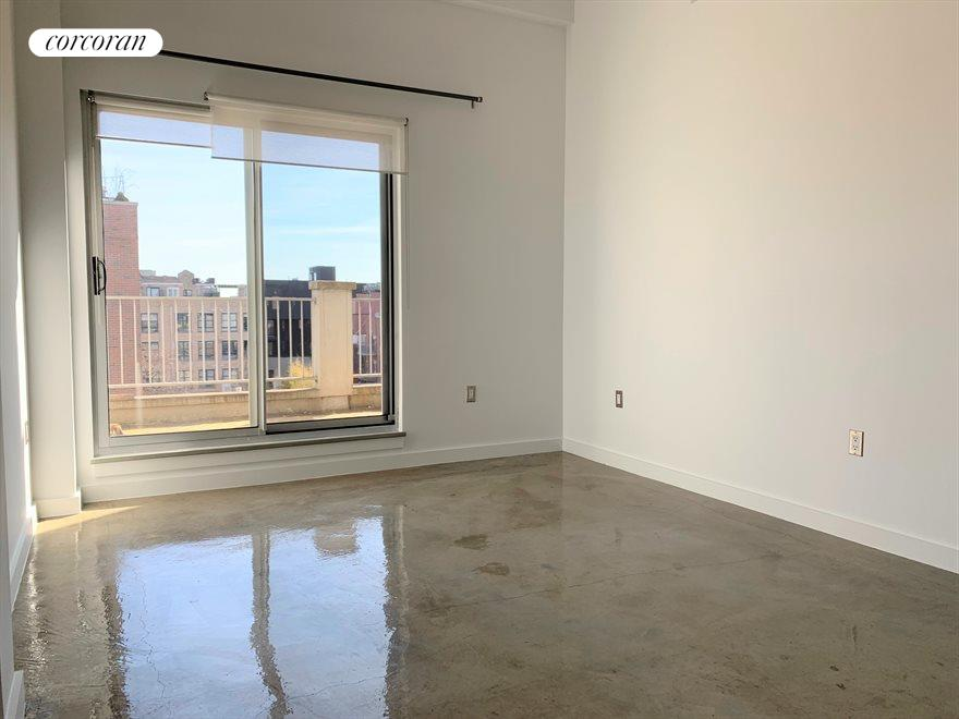 New York City Real Estate | View 161 Roebling Street, #PH | Master Bedroom