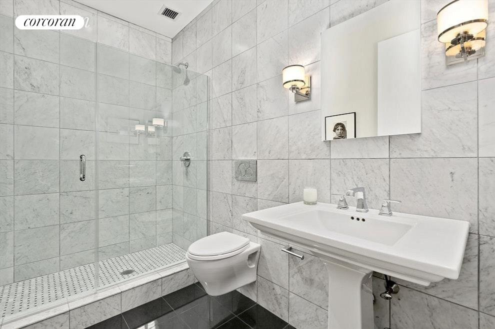 Beautiful shower room