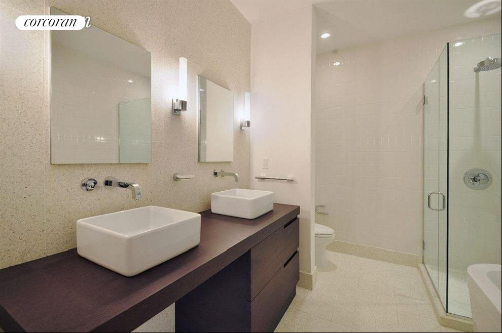 5 piece Master bathroom