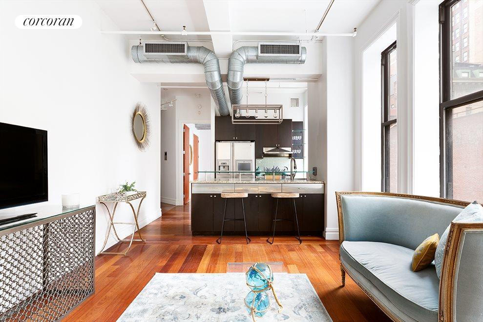 Great Room & Open Kitchen