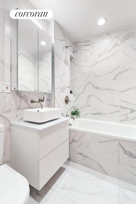 Renovated Bathroom and Laundry