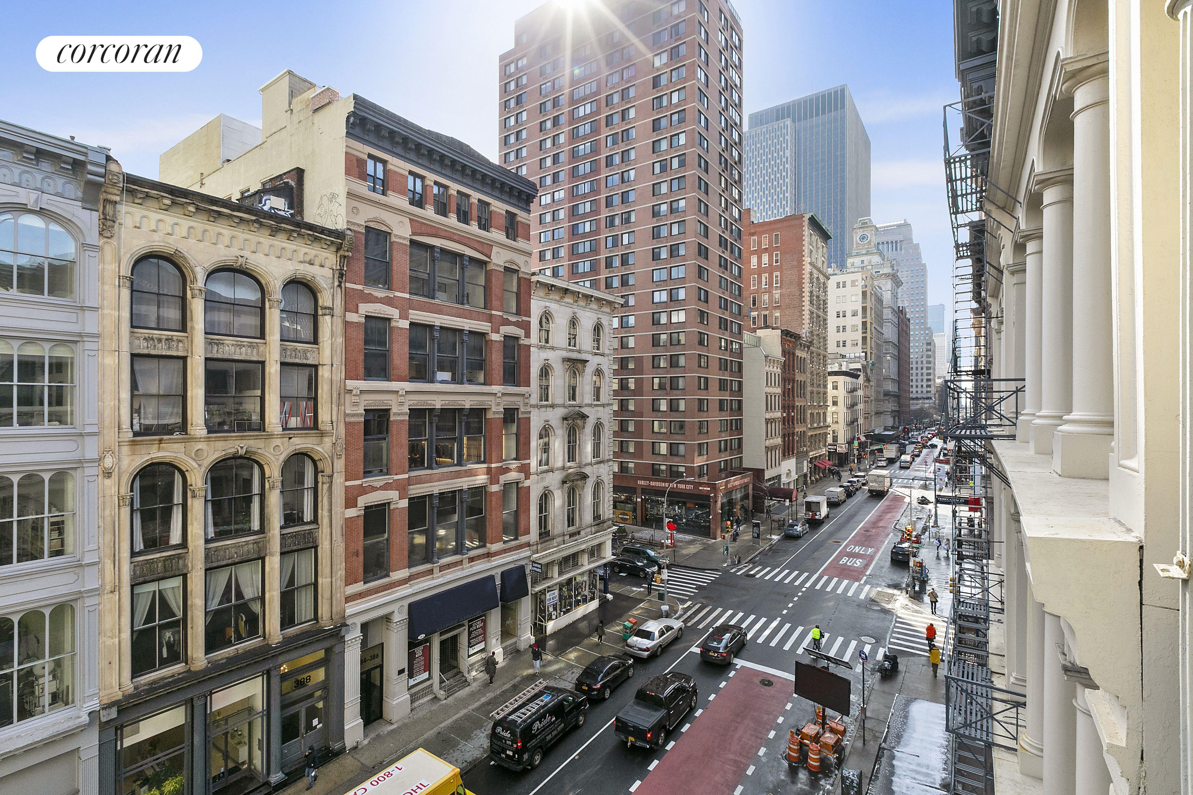 391 Broadway Interior Photo