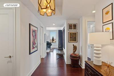 New York City Real Estate | View 245 West 99th Street, #28A | Entry Gallery
