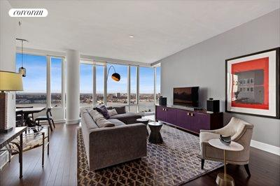 New York City Real Estate | View 245 West 99th Street, #28A | 3 Beds, 3 Baths