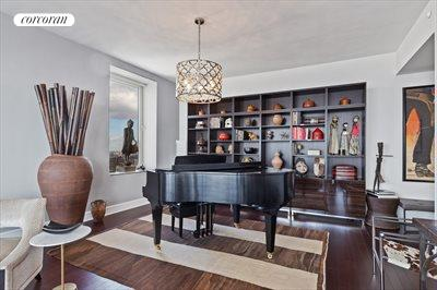 New York City Real Estate | View 245 West 99th Street, #28A | Living Room