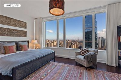New York City Real Estate | View 245 West 99th Street, #28A | Master Bedroom