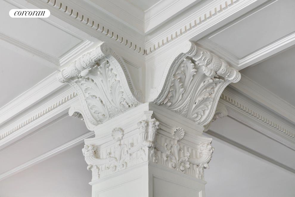 Architectural Details Throughout