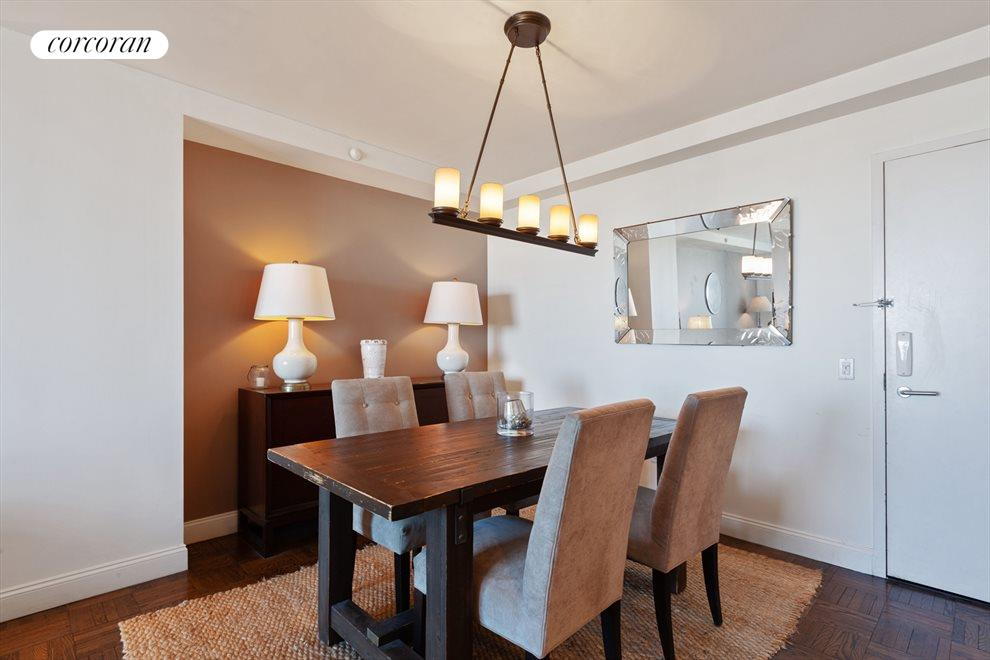 New York City Real Estate | View 215-217 East 96th Street, #32A | Dining Room