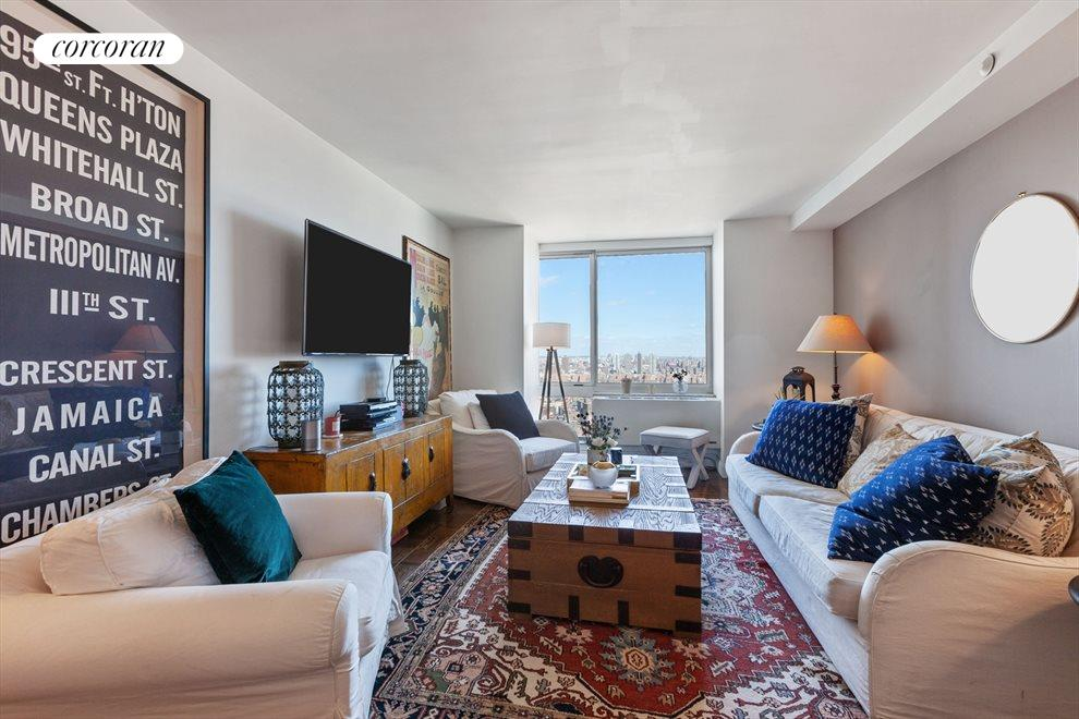 New York City Real Estate | View 215-217 East 96th Street, #32A | 1 Bed, 1 Bath