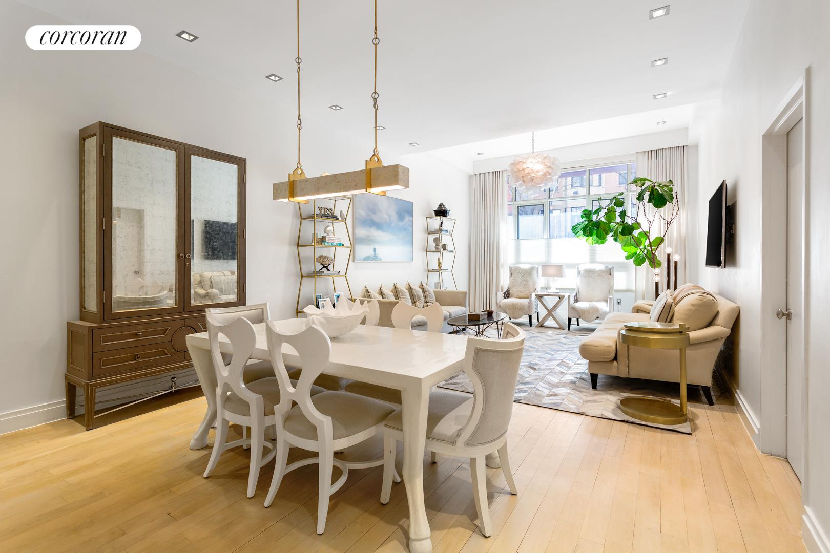 257 West 117th Street, 1C, Dining Room