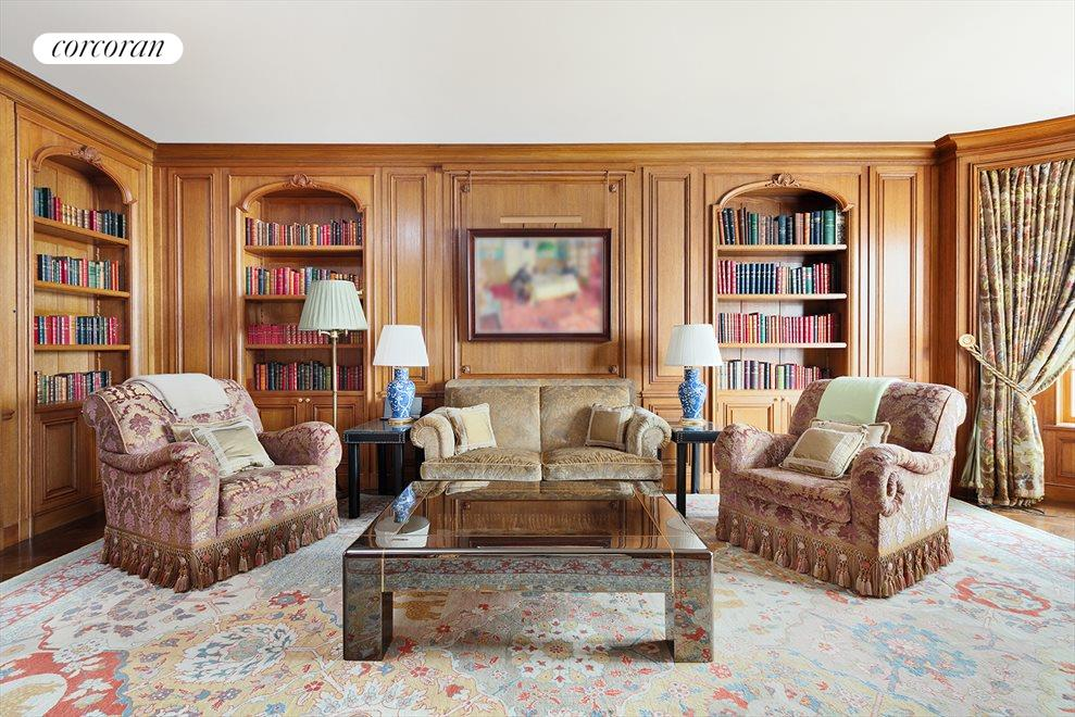 Library-Sitting Room