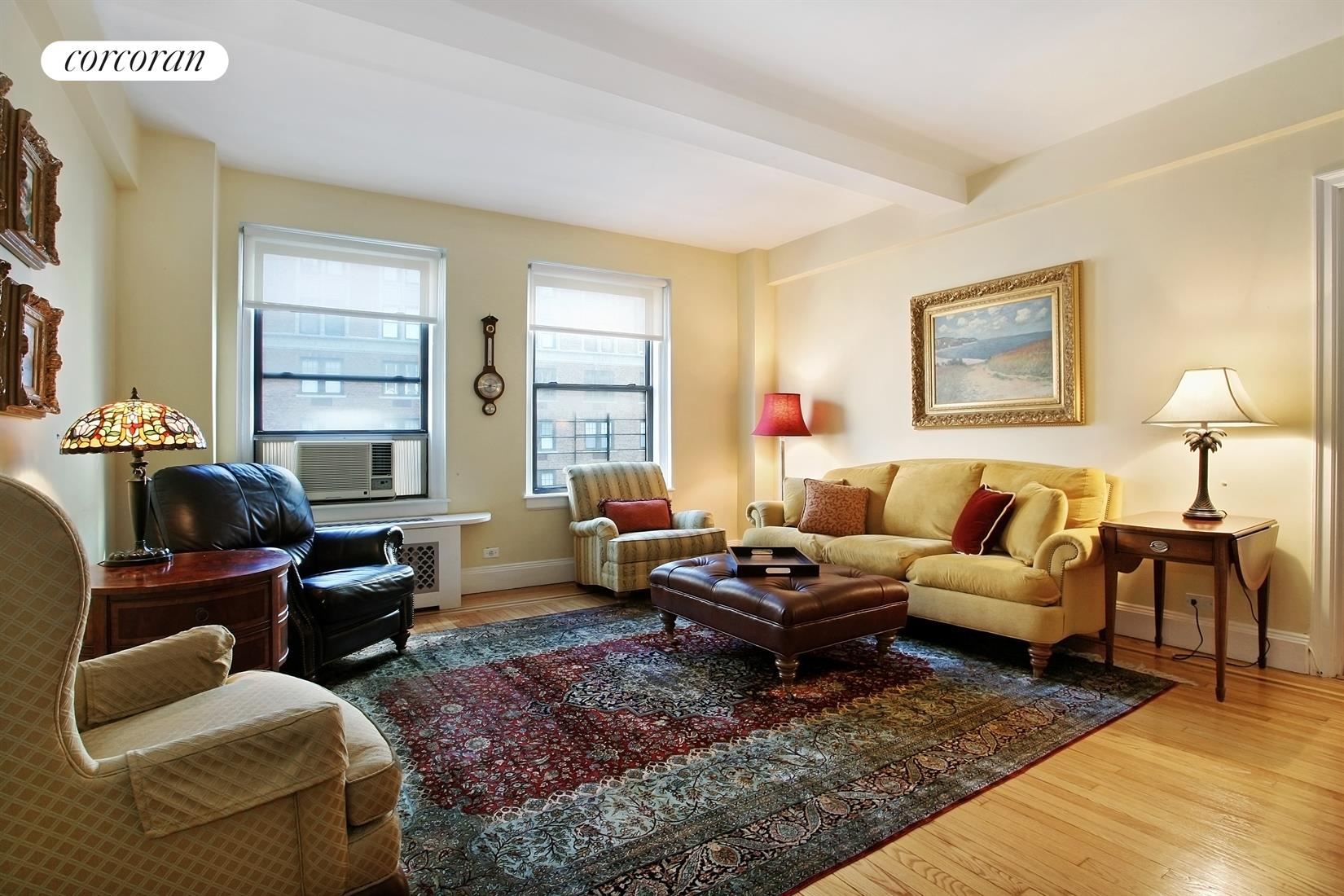 40 West 72nd Street, 118, Living Room