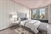 860 United Nations Plaza, 25B, Master Bedroom Suite With Sweeping VIews