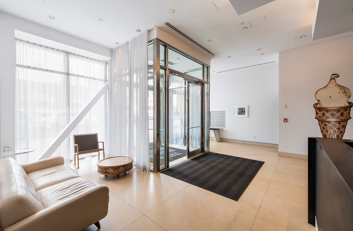 87 Smith Street, 8B, Great Room with Southern Views