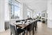 389 East 89th Street, PH1, Separate dining area