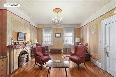 New York City Real Estate | View 668 Metropolitan Avenue | 3 Beds, 2.5 Baths