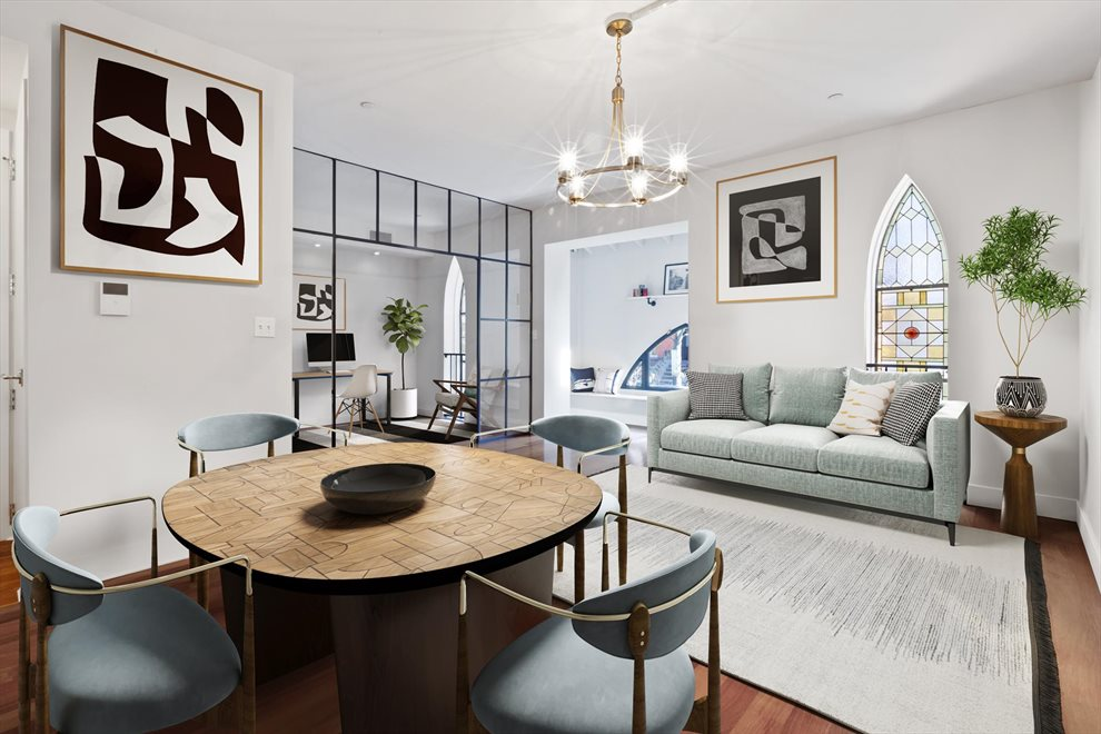 New York City Real Estate | View Cumberland Street | 2 Beds, 1 Bath