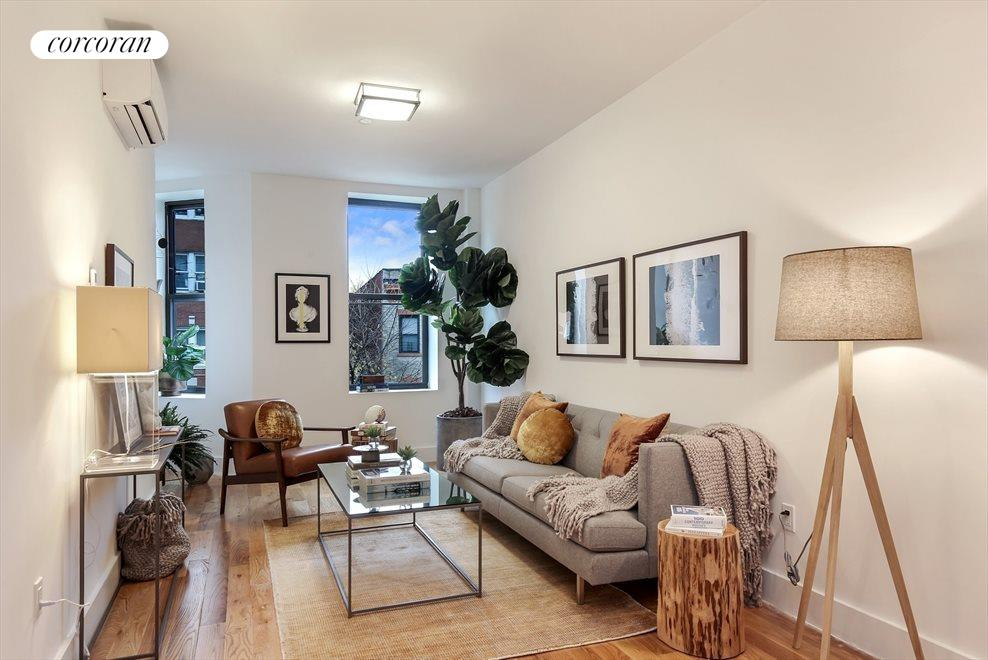 New York City Real Estate | View 153 Martense Street, #4A | 3 Beds, 2 Baths