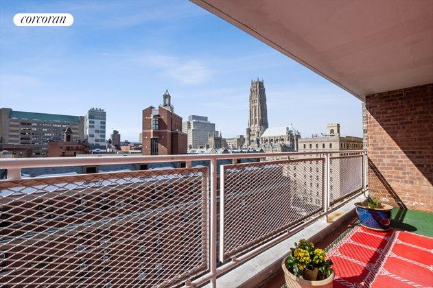 549 West 123rd Street, Apt. 12F, Morningside Heights