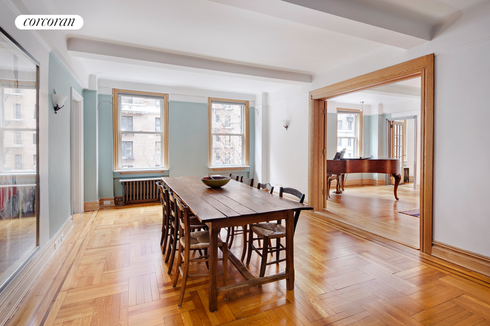 145 West 79th Street, 3AB, Dining Room