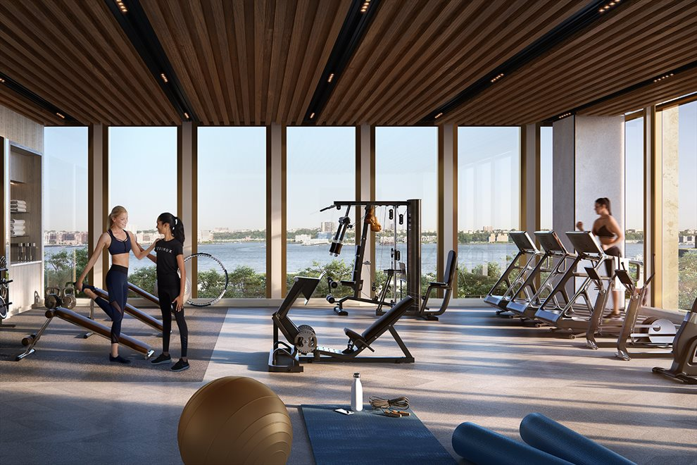 Private Fitness Center