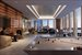 35 HUDSON YARDS, 5704, Lounge with billiards table