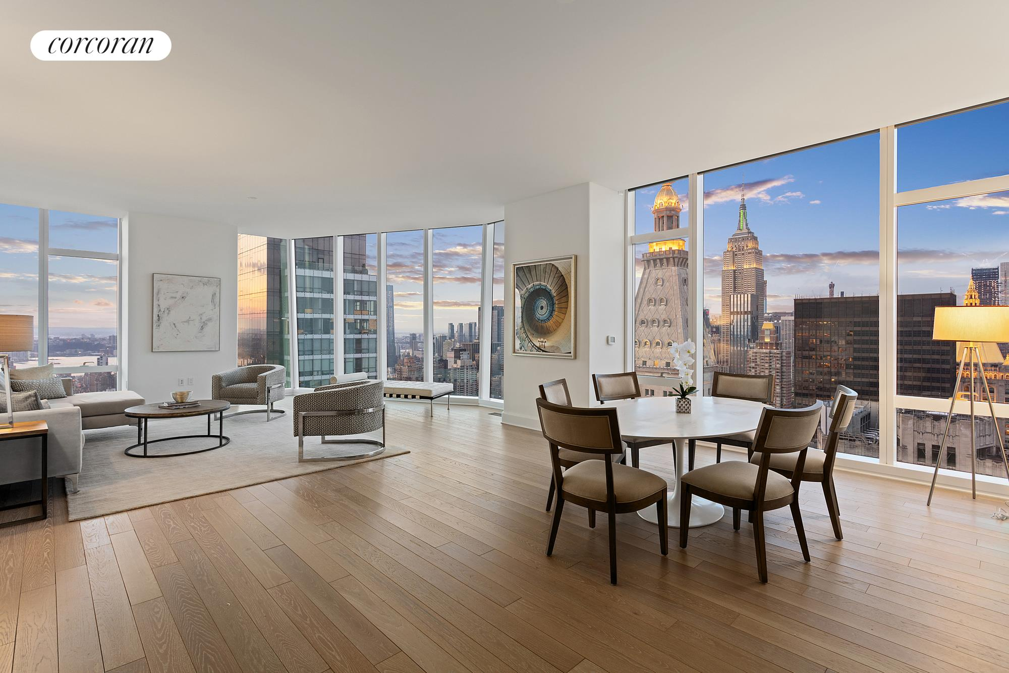 45 East 22nd Street, 51A, Living Room