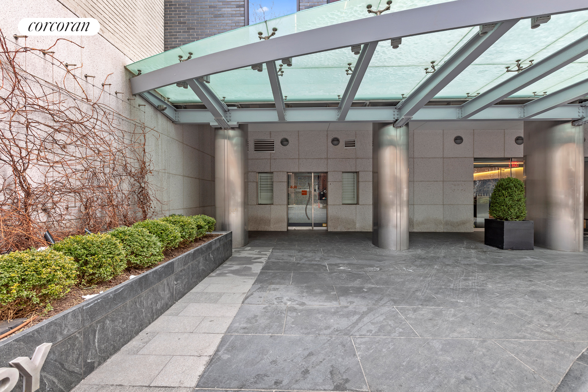 200 East 62nd Street, GF, Building Exterior