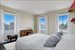 930 Fifth Avenue, 18H, Bedroom with open City views