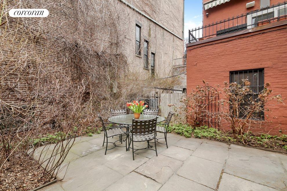 Back Yard and Garden