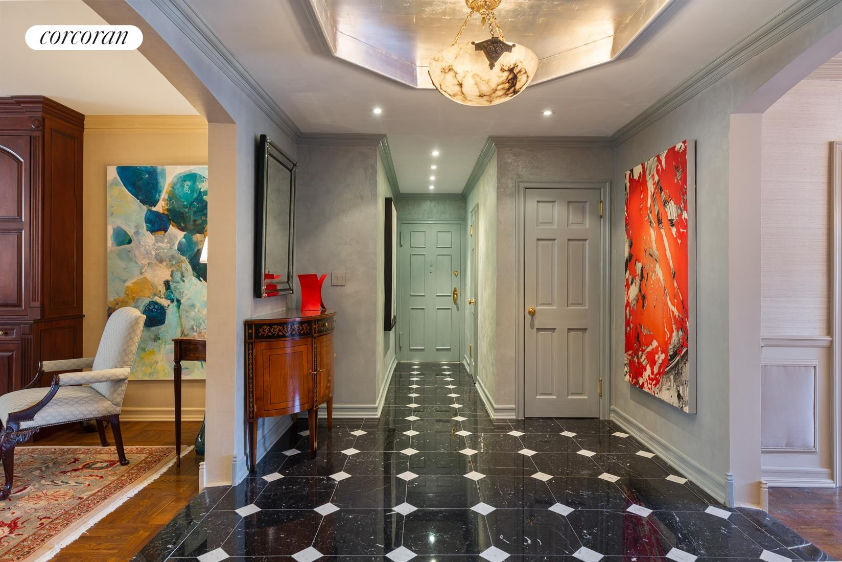 169 East 69th Street, 9A, Foyer