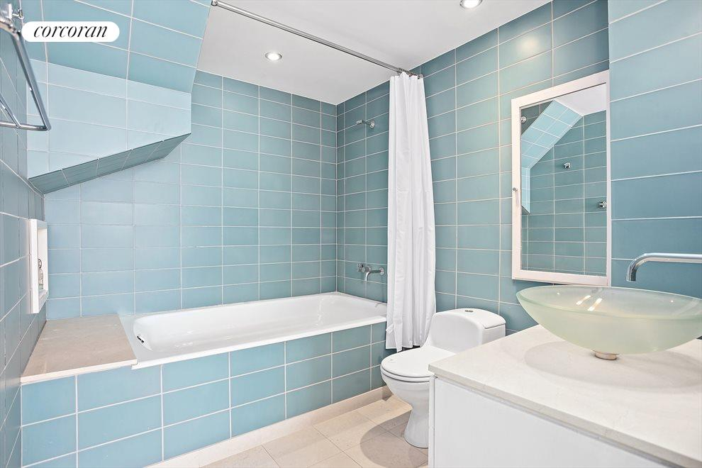 New York City Real Estate | View 44 East 12th Street, #PHC | EnSuite Master Bathroom