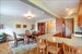 225 Adams Street, 9GH, Dining Room/Open Kitchen
