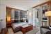 60 East 55th Street, 28A, Corner bedroom with custom built-ins