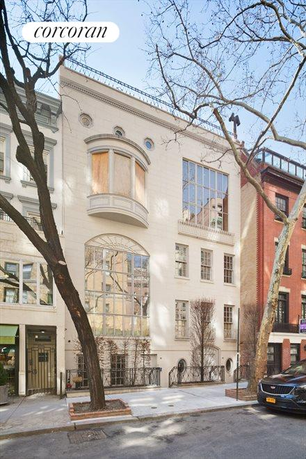134-136 East 74th Street  (Double Width Mansion)
