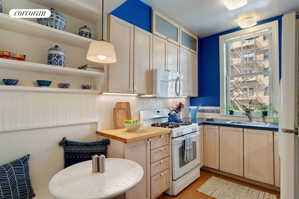 Charming Kitchen with Breakfast Nook