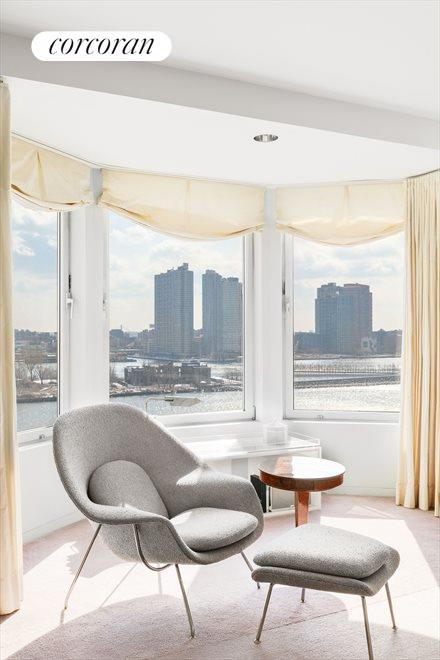 East River Views: Master Bedroom