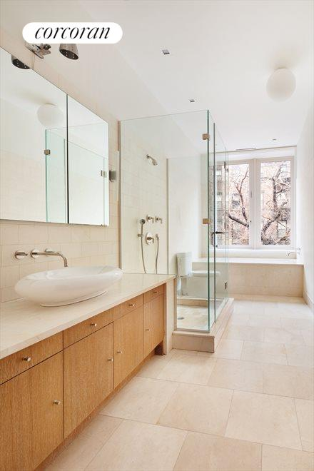 New York City Real Estate | View 135 East 15th Street | Mater Bedroom: One of Two Master Baths