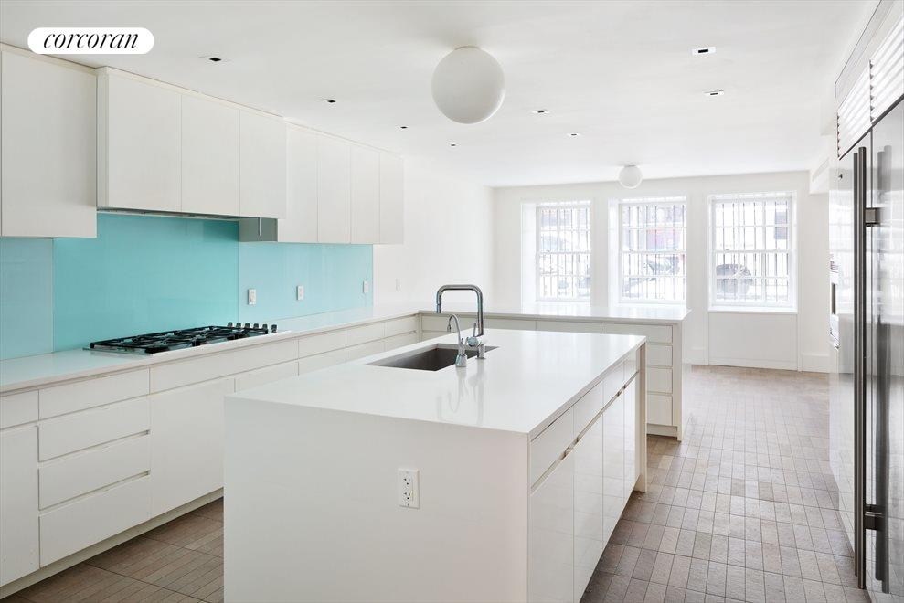 New York City Real Estate | View 135 East 15th Street | Kitchen: Breakfast Area