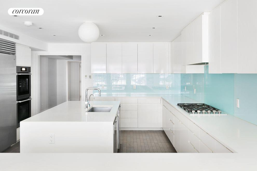 New York City Real Estate | View 135 East 15th Street | Custom Kitchen