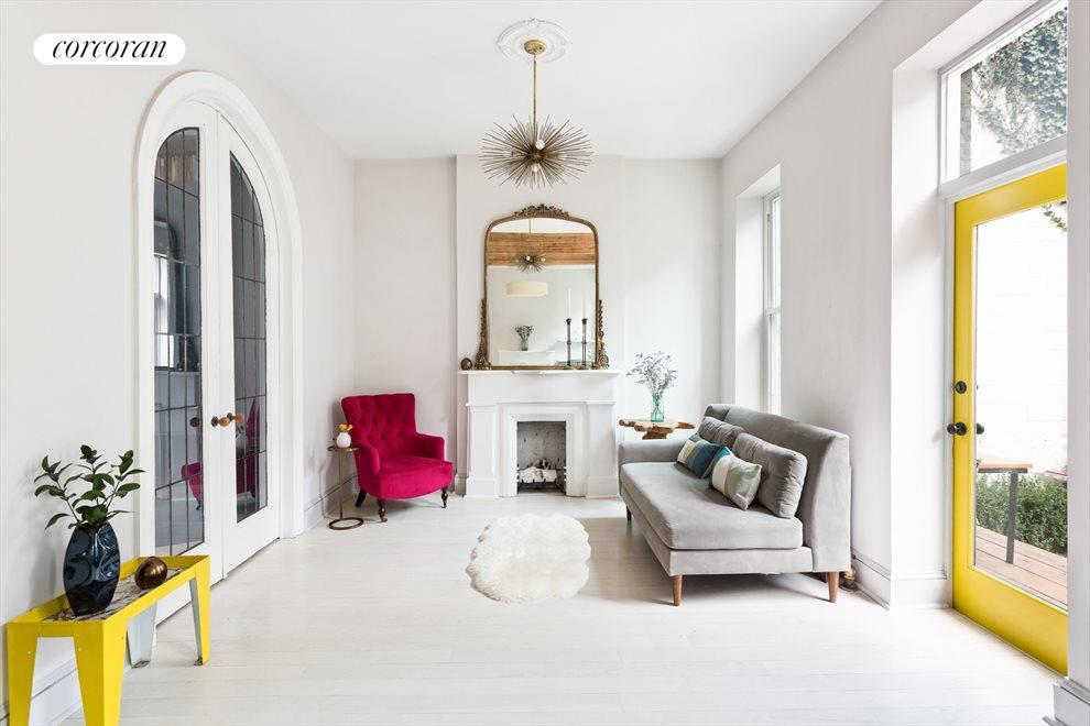 Bright & Open Living Room
