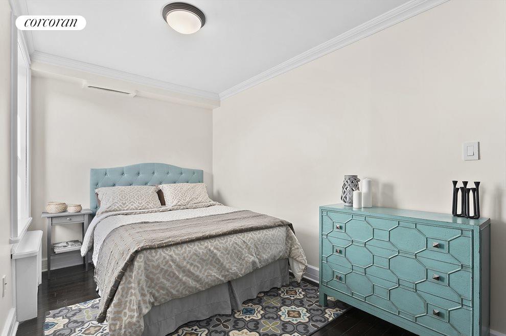 Bright Master Bedroom with Balcony