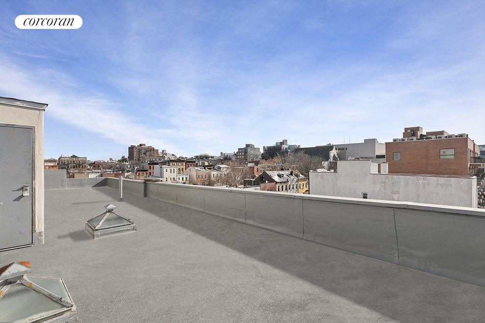 Private, Deeded Roof Deck