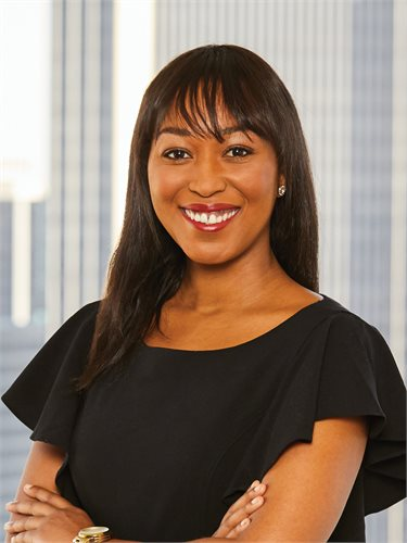 Deirdre Scott, a top realtor in New York City for Corcoran, a real estate firm in Chelsea/Flatiron.