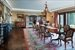 3872 Route 44th Street, Banquet Room with fireplaces imported from France