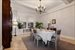 983 Park Avenue, 3D, Dining Room