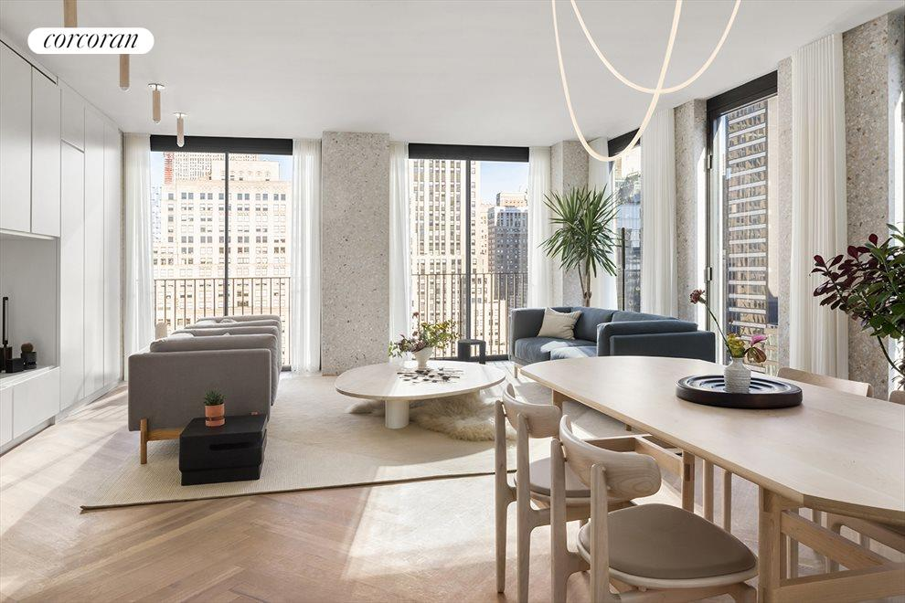 New York City Real Estate | View 16 West 40th Street, #27B | room 1