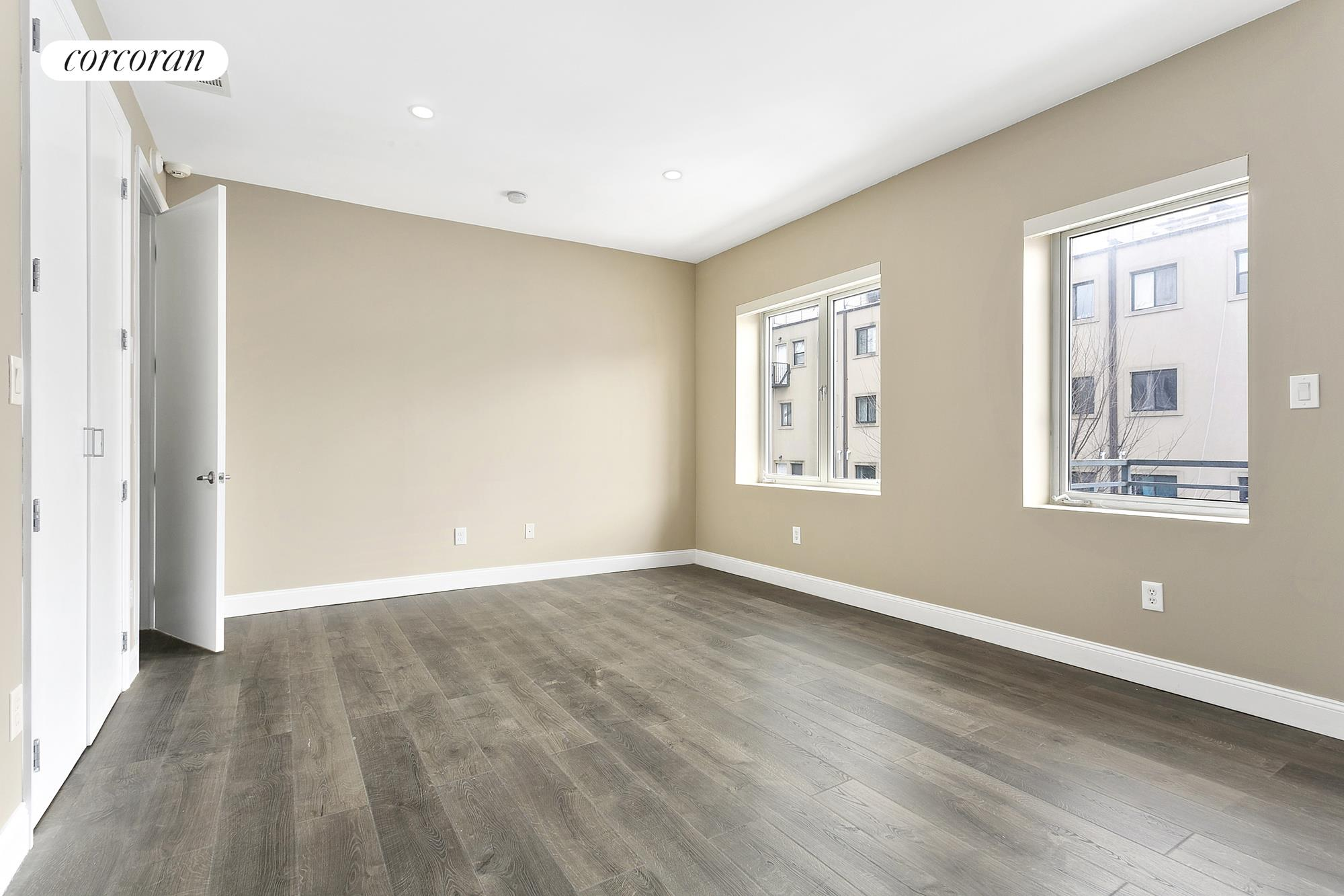 1750 Dean Street, 50B, Open Living Room