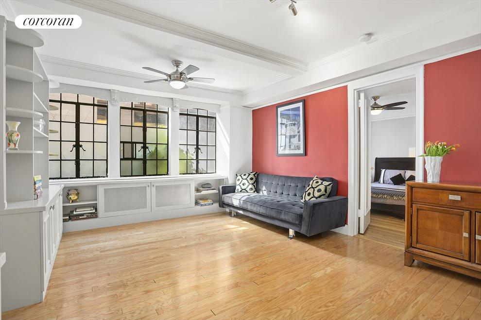 New York City Real Estate | View 321 East 43rd Street, #101 | 2 Beds, 2 Baths